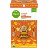 Simple Truth Organic™ Little Cubs Honey Graham Cookies 12 Count