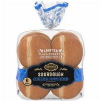 Private Selection® Sourdough Extra Large Sandwich Buns - 8 ct / 21 oz