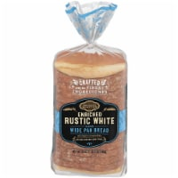 Private Selection® Enriched Rustic White Sliced Wide Pan Bread