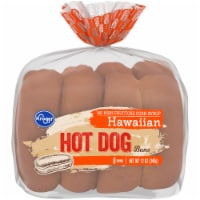 Kroger® Hawaiian Hot Dog Buns
