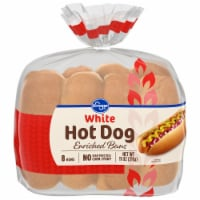 Kroger® Enriched Hot Dog Buns
