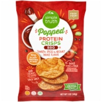 Simple Truth™ Popped BBQ Protein Crisps