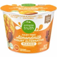 Simple Truth™ Dairy Free Mango Almondmilk Yogurt Alternative