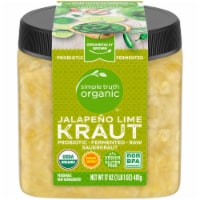 Simple Truth Organic™ Jalapeno Lime Kraut