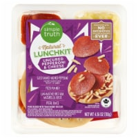 Simple Truth™ Uncured Pepperoni & Cheese Pizza Lunch Kit