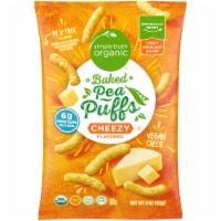 Simple Truth Organic Cheezy Baked Pea Puffs - 4 oz
