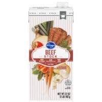 Kroger® Fat Free Beef Stock