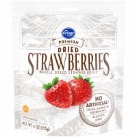 Kroger® Premium Whole Dried Strawberries - 4 oz