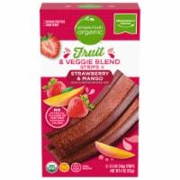 Simple Truth Organic Strawberry & Mango Strips