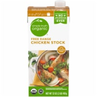 Simple Truth Organic® Gluten Free Free Range Chicken Stock