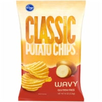 Kroger® Wavy Potato Chips - 8 oz