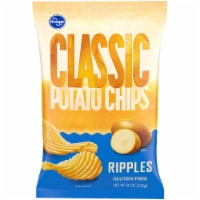 Kroger® Classic Ripples Potato Chips - 8 oz