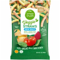 Simple Truth® Sea Salt Veggie Straws
