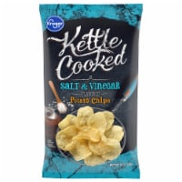 Kroger® Kettle Cooked Salt & Vinegar Flavored Potato Chips