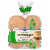 Kroger® Enriched Sesame Hamburger Buns