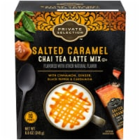 Private Selection Caramel Chai Latte - 8.8 oz