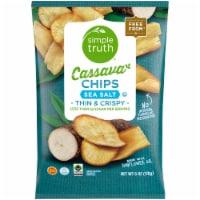 Simple Truth™ Sea Salt Cassava Chips