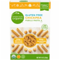 Simple Truth Organic® Gluten Free Chickpea Fusilla Pasta - 8 oz