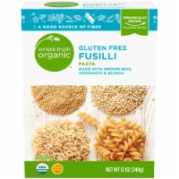 Simple Truth Organic™ Gluten Free Fusilli Pasta
