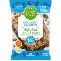 Simple Truth™ Coconut Cashew Soft Seed & Nut Bar
