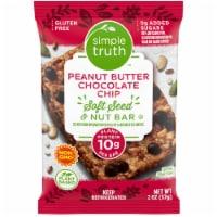 Simple Truth™ Peanut Butter Chocolate Chip Bar - 2 oz