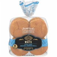 Private Selection® Enriched White Extra Large Sandwich Rolls