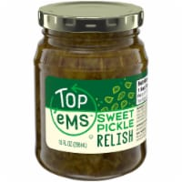 Top 'Ems Sweet Pickle Relish