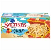 Kroger® Original Saltines Crackers - 16 oz