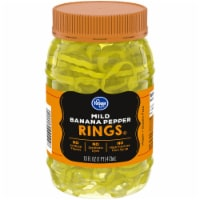 Kroger® Mild Banana Pepper Rings
