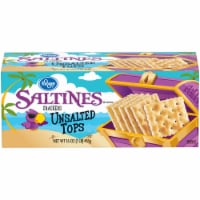 Kroger® Unsalted Tops Saltines Crackers