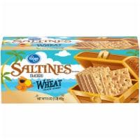 Kroger® Wheat Saltines Crackers