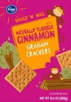 Kroger® Cinnamon Graham Crackers - 14.4 oz