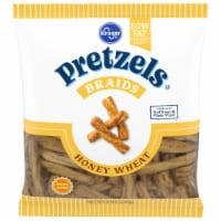 Kroger® Honey Wheat Braided Pretzel - 8 oz