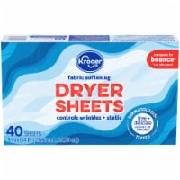 Kroger® Fabric Softening Dryer Sheets