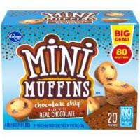 Kroger® Chocolate Chip Mini Muffins