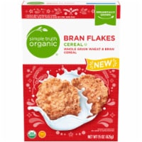 Simple Truth Organic™ Bran Flakes Cereal