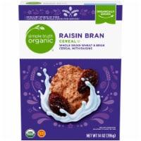 Simple Truth Organic ® Raisin Bran Cereal