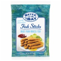 Seize The Bay Breaded Fish Sticks