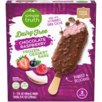 Simple Truth Dairy Free Black Raspberry Chip Frozen Dessert Bars