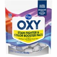 Kroger Oxy Stain Fighter & Color Booster - 26 pk