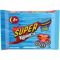Kroger® Fruity Cereal Super Kaleidos Sandwich Cookies