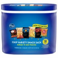 Kroger® Chip Variety Grab 'N Go Packs