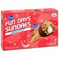 Kroger® Fundays Sundaes™ Vanilla Cone