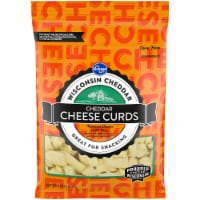 Kroger® White Cheddar Cheese Curds