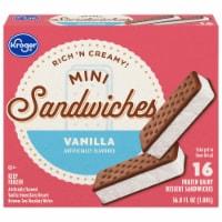 Kroger® Mini Vanilla Snowboard Sandwich