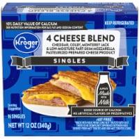 Kroger® 4 Cheese Blend Singles