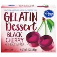 Kroger® Black Cherry Gelatin Dessert Mix
