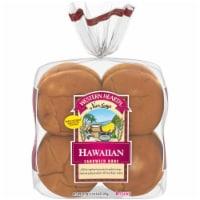 Western Hearth® Hawaiian Extra Large Sandwich Buns