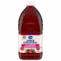 Kroger® Cranberry Raspberry Flavored Juice Cocktail - 64 fl oz