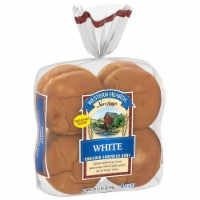 Western Hearth® White Extra Large Enriched Sandwich Buns